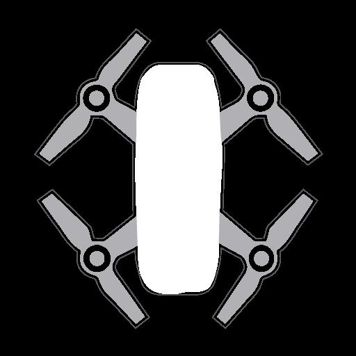DJI Drone Drawing