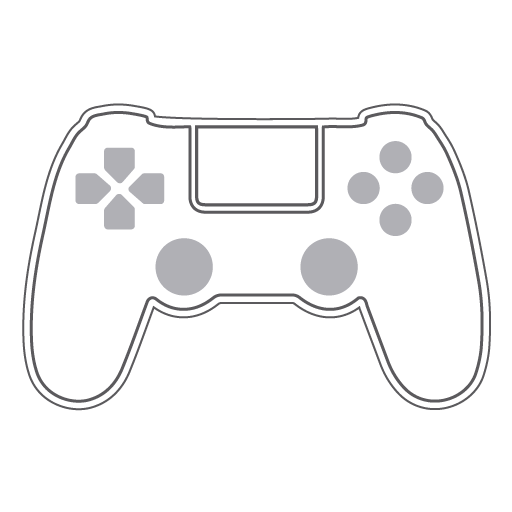 Gaming Console Drawing
